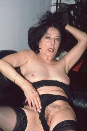 Reife Frauen Porno - Alte Sau richtig Sexy